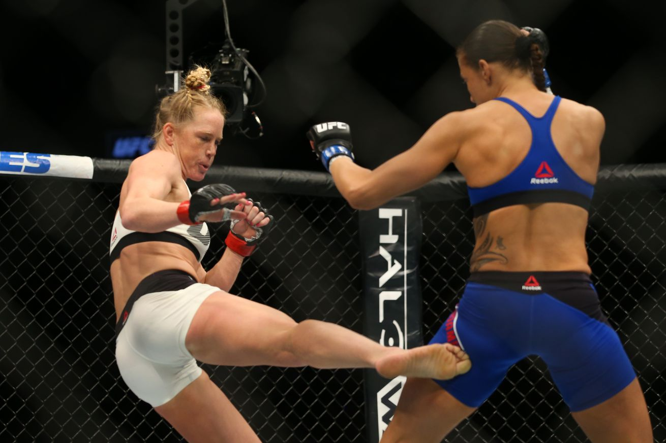 community news, UFC Fight Night 111 results from last night: Holly Holm vs Bethe Correia fight recap