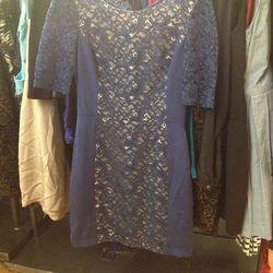 BNY lace dress, $99 (was $345)
