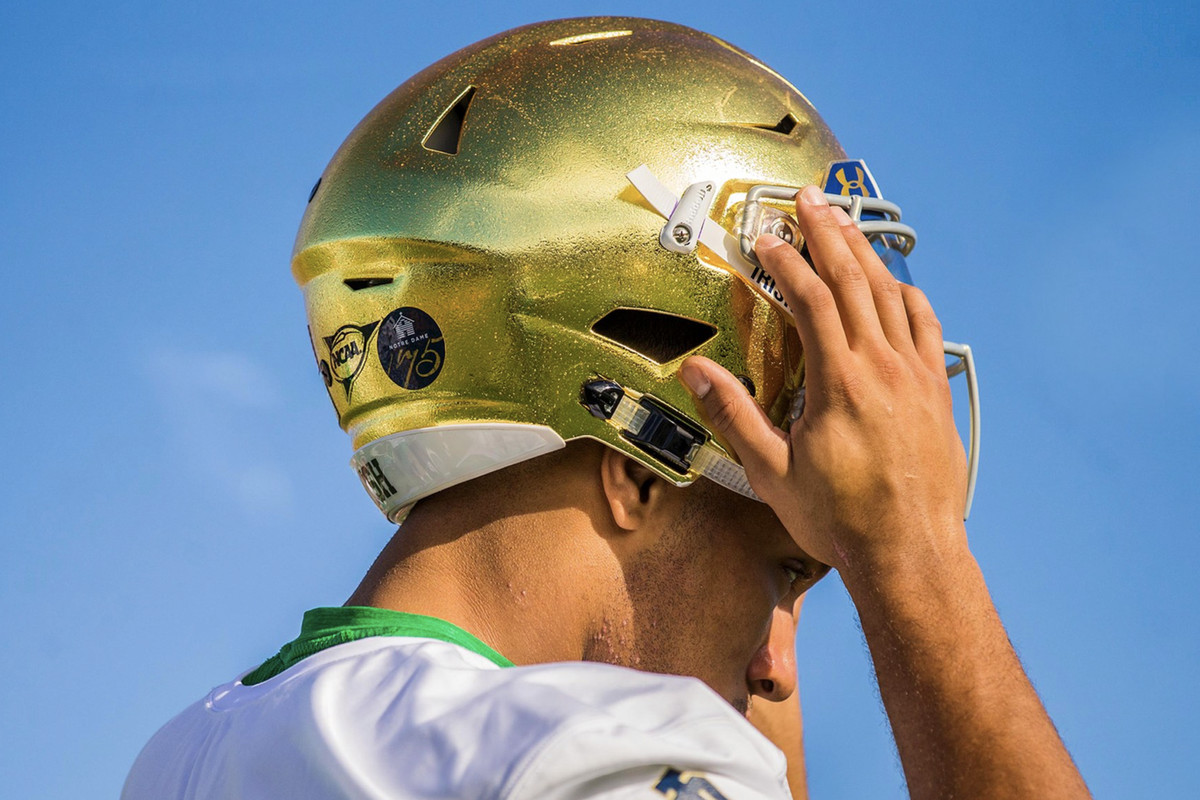 FBI's Witness Says He Paid College Football Players, Including at Notre Dame