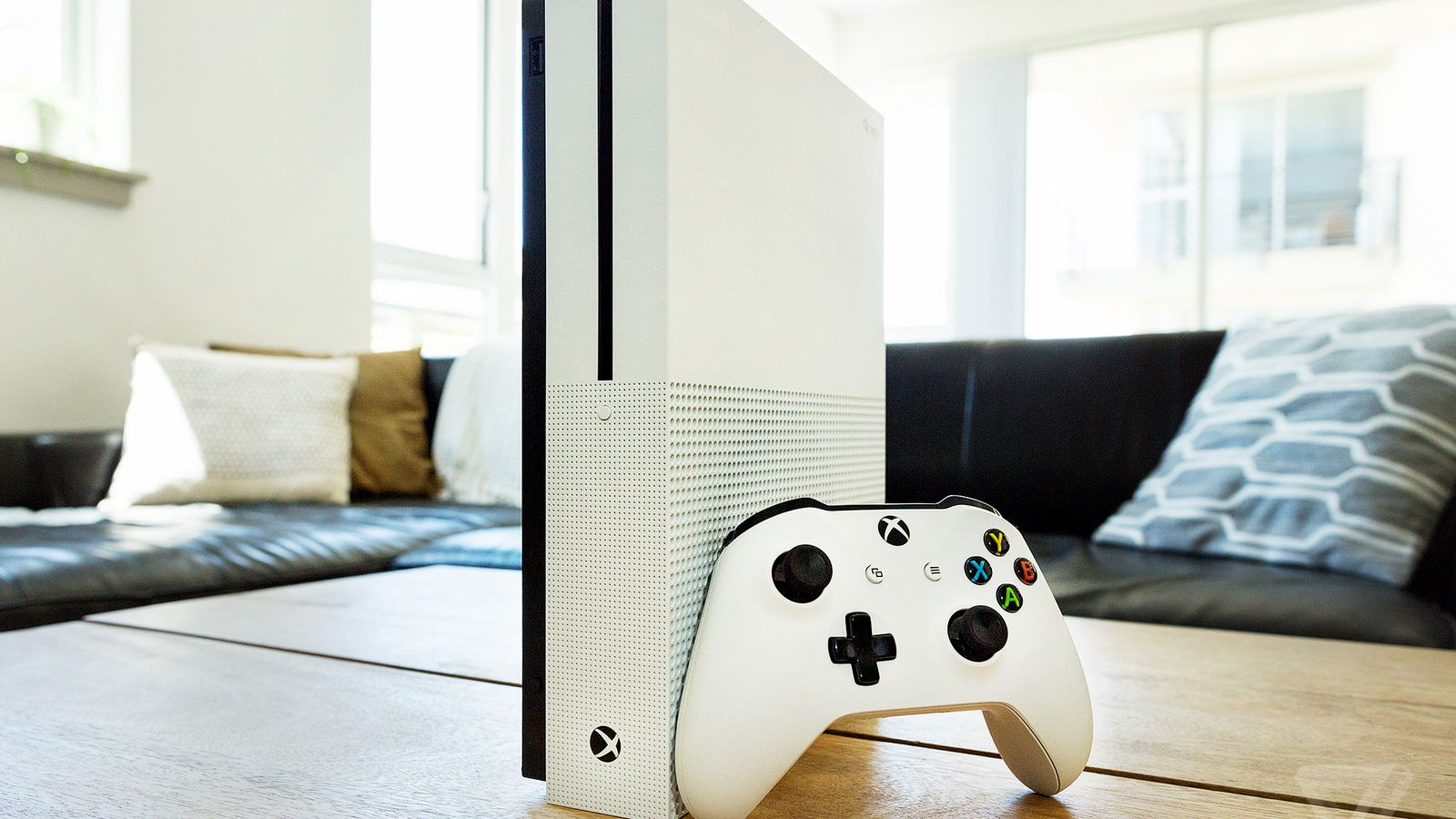 Xbox One S review | The Verge