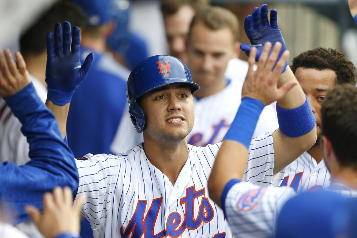 MLB: Game One-Miami Marlins at New York Mets