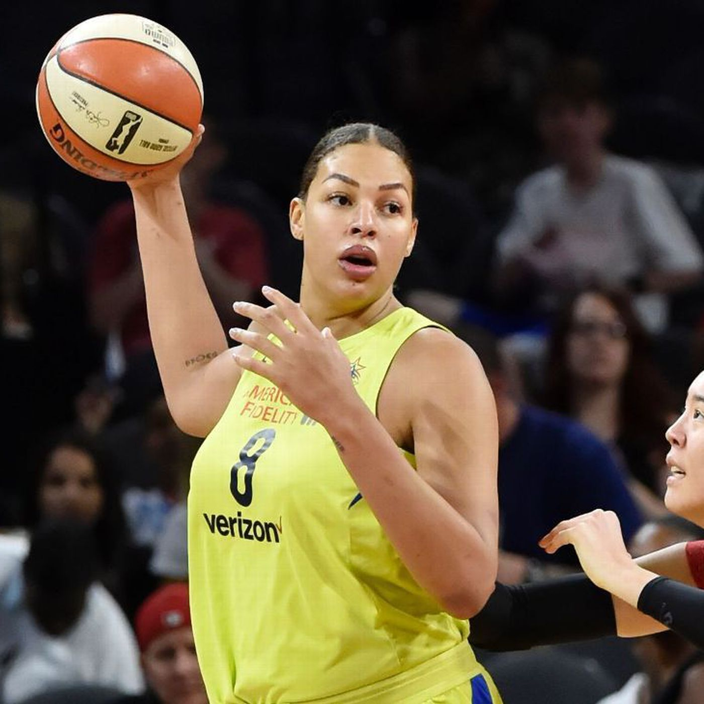 cee1404f74f Liz Cambage knows the WNBA needs change. These 5 problems need ...