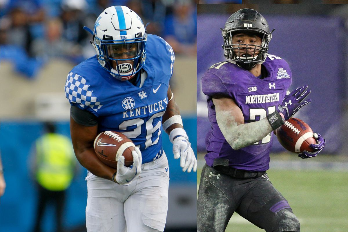 Kentucky Wildcats Vs Northwestern Football Depth Charts And Rosters