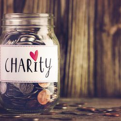 During the recession, the poor bumped up charitable giving. But those higher up the income ladder gave less and less.