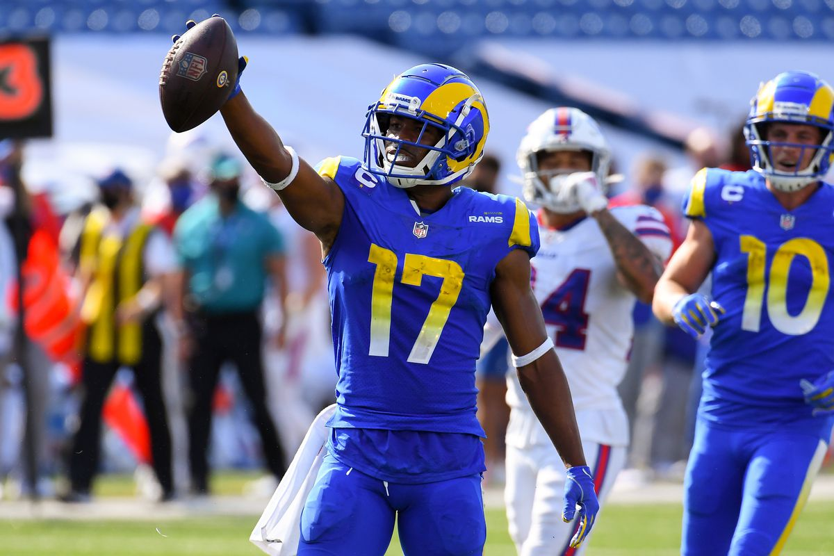 NFL: Los Angeles Rams at Buffalo Bills