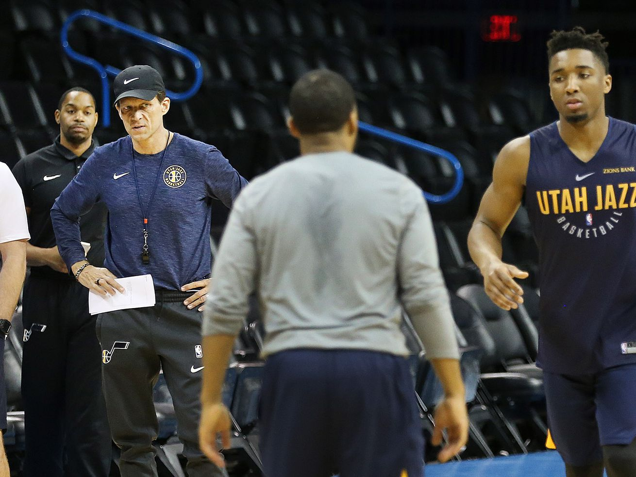 Utah Jazz practice in Orlando becomes more structured as players acclimate to bubble