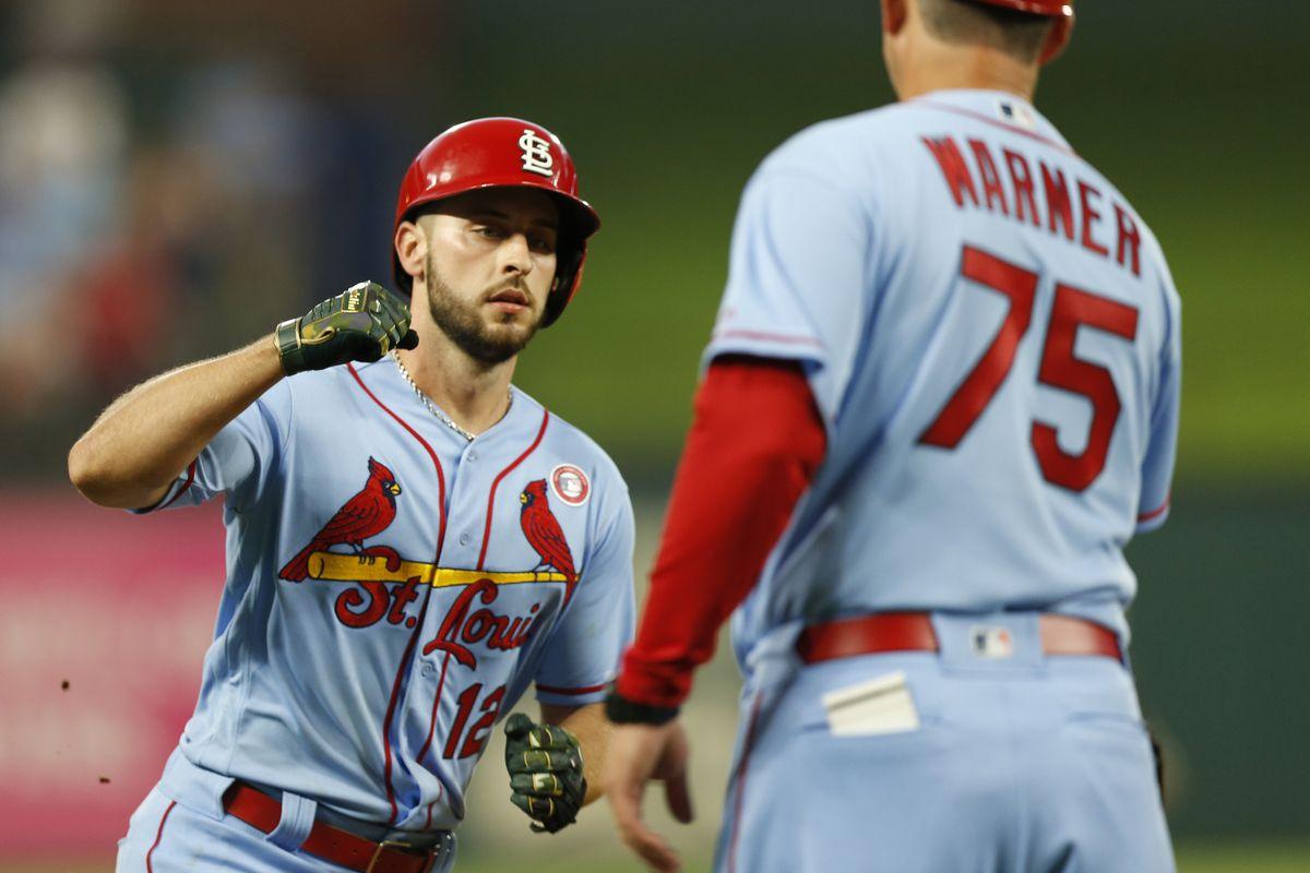 MLB: St. Louis Cardinals at Texas Rangers