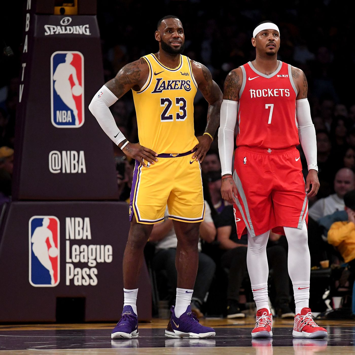 3ca1d4a23 Adding Carmelo Anthony is not going to solve anything for the Lakers