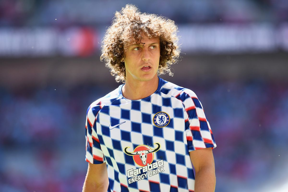 Chelsea news: David Luiz offers himself to Barcelona, star ...