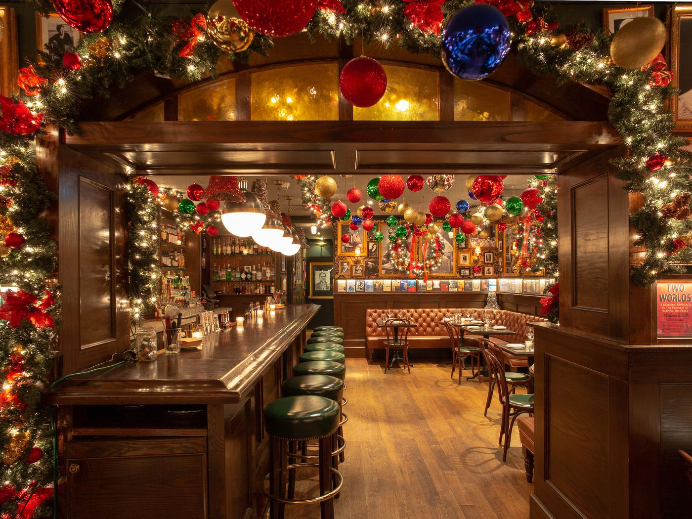 Tavern On The Green 2020 Decorations Gor Christmas 23 NYC Restaurants With Holiday Decorations   Eater NY
