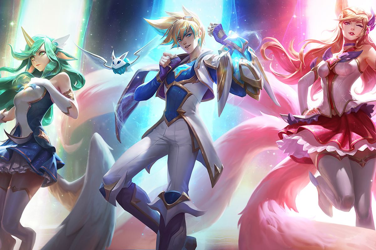 league of legends star guardian how to get each answer