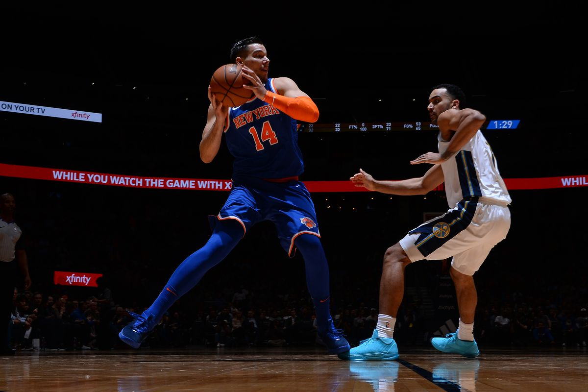 Willy Hernangomez seeking trade from Knicks