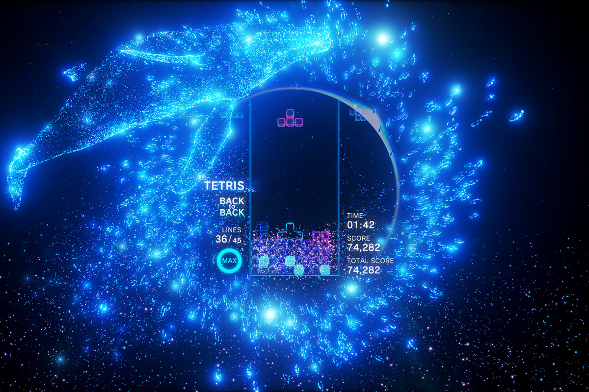 Tetris Effect has been in development for 6 years - Polygon