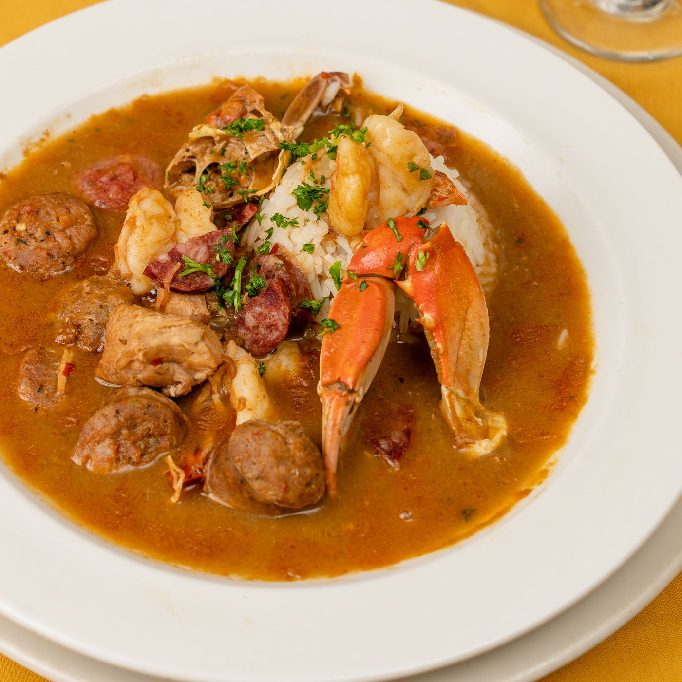 The History of Gumbo - Eater