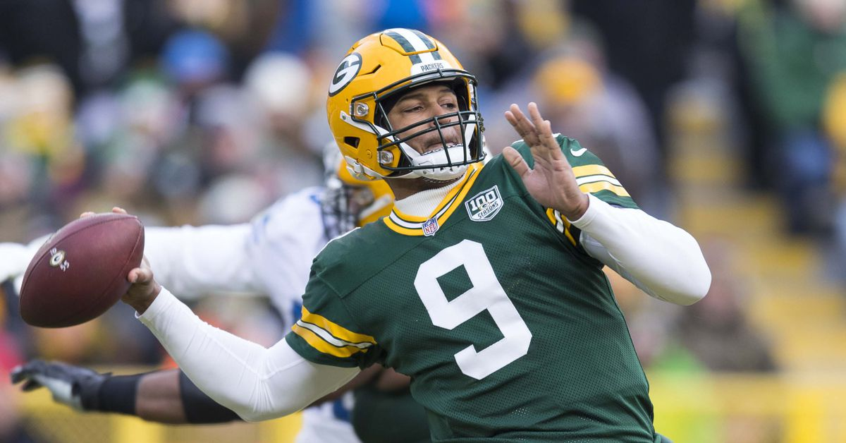 313419303 Packer News and Links  Could Green Bay Reboot Backup Quarters Again ...