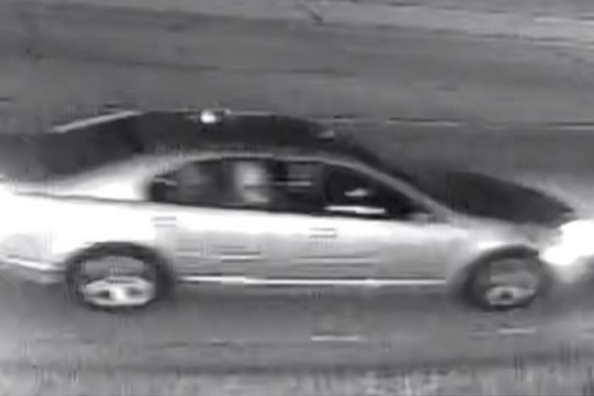 Police released an image of a car used in shooting June 27, 2020, in Oak Lawn.