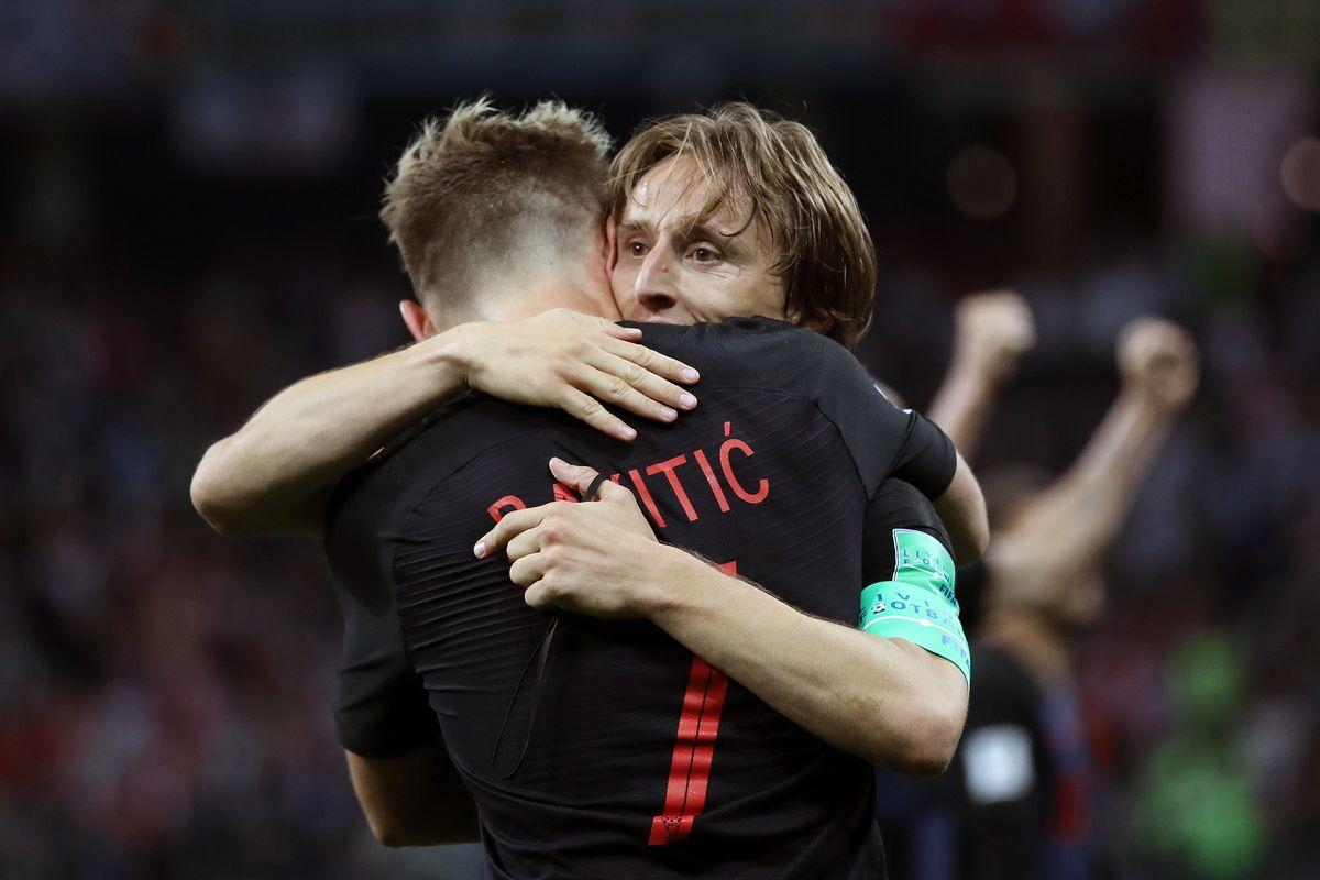 e9dff66fd Ivan Rakitić Jokes: 'Luka Modrić is a Bigger Barcelona Fan than Me ...
