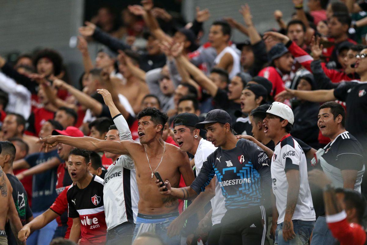 Atlas v Cruz Azul - Copa MX Apertura 2018