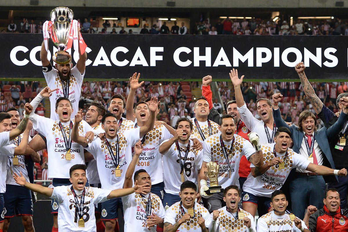 Soccer: Concacaf Champions League-Toronto FC at Guadalajara