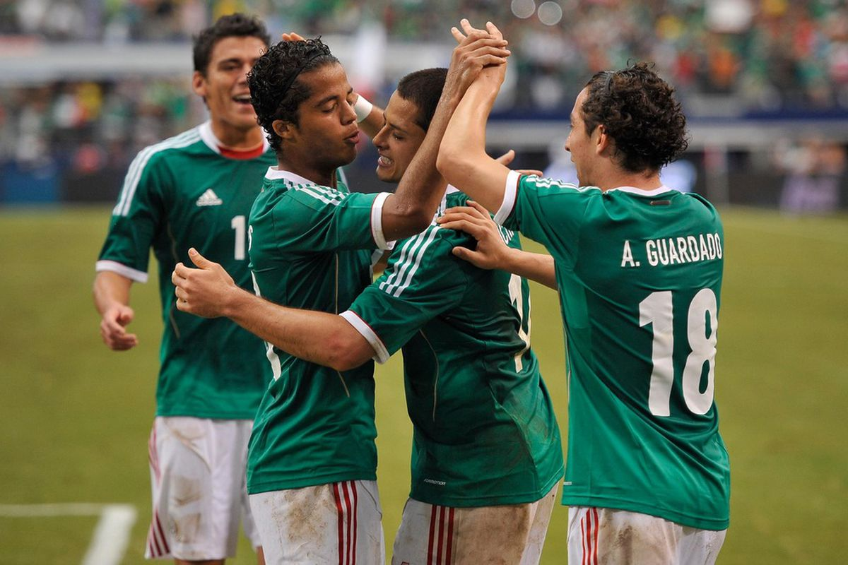 The Mighty Mexican Tri will open their tournament against Cameroon