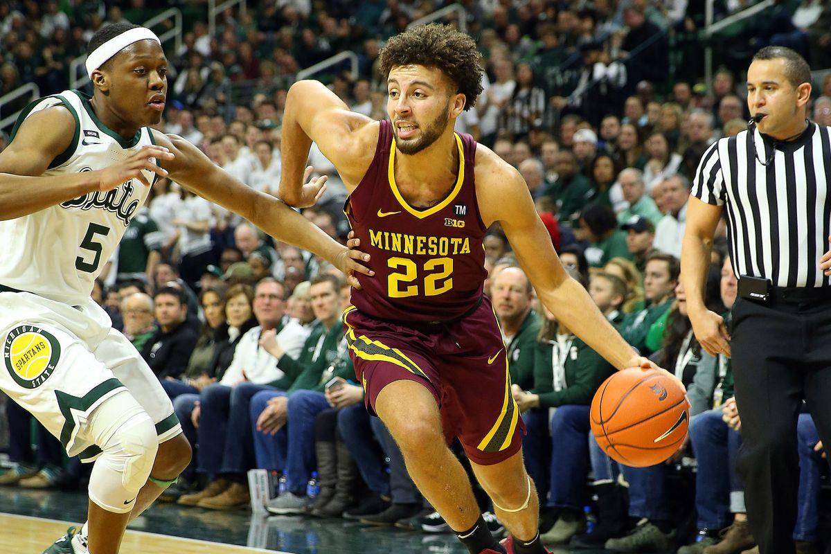 NCAA Basketball: Minnesota at Michigan State