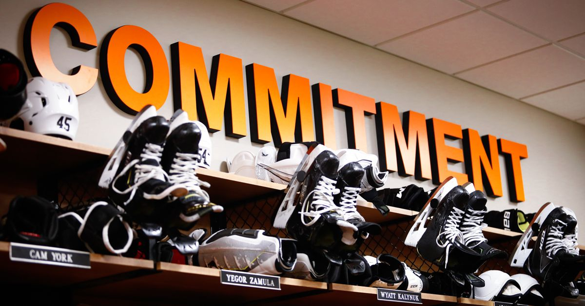 Who should fill the Philadelphia Flyers' final roster hole? - Broad