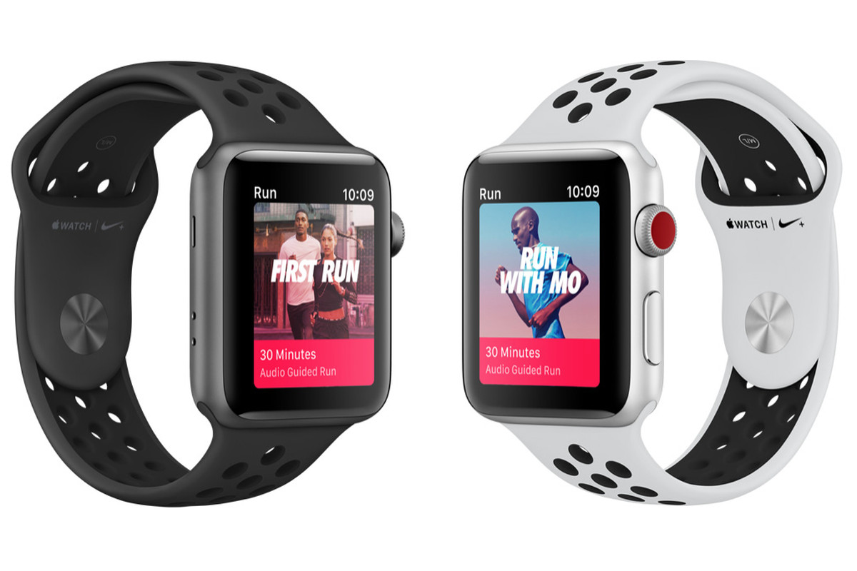You can now buy the Nike+ Apple Watch Series 3 - The Verge