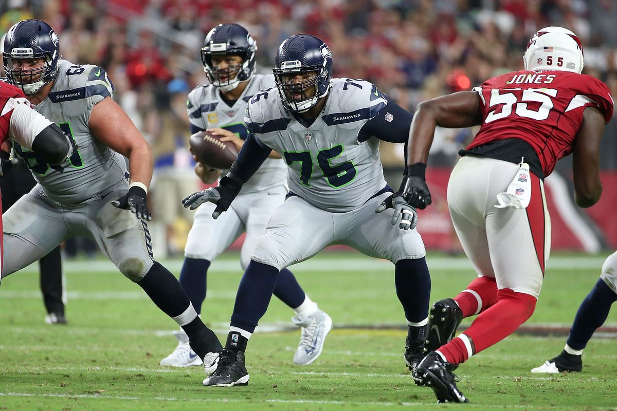 fdb295338d4 How good does Duane Brown think Seahawks offensive line can be in ...