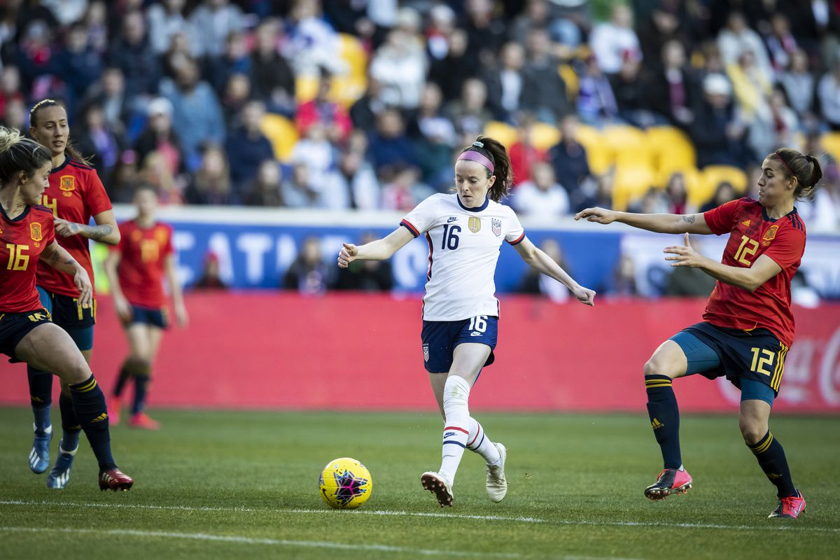 2020 SheBelieves Cup: United States v Spain