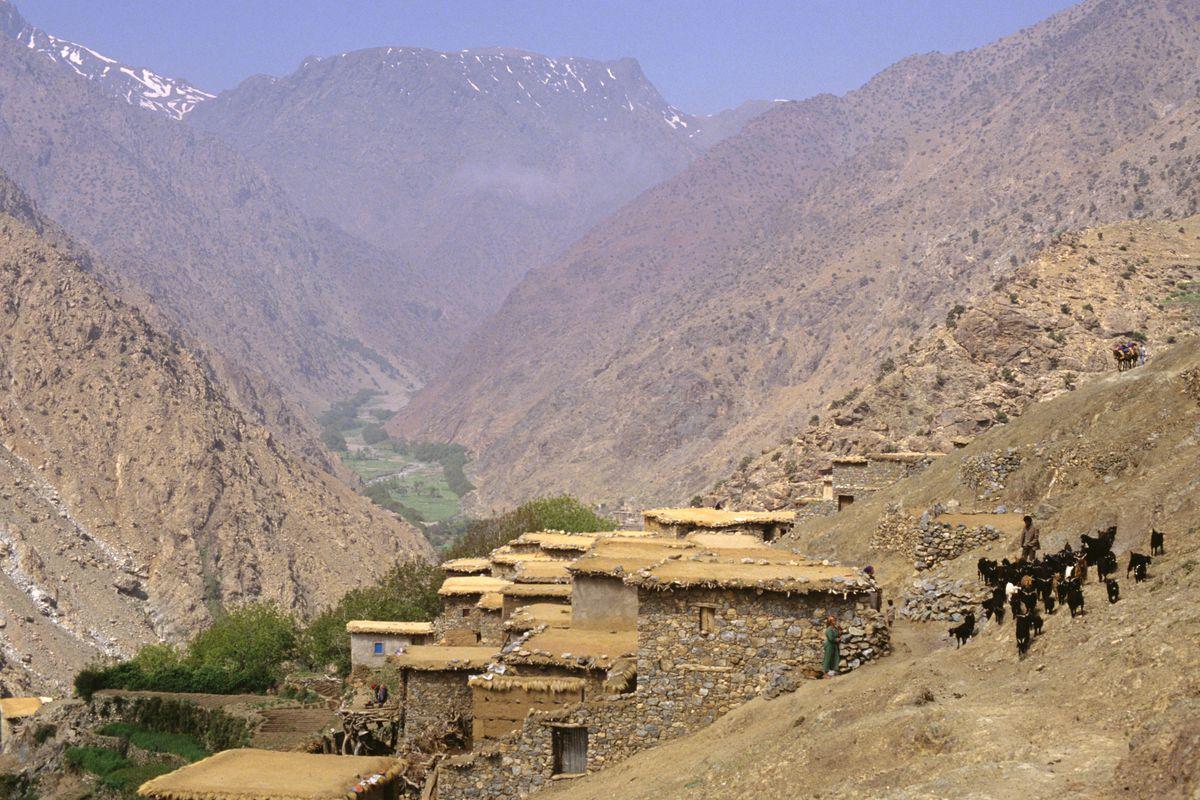 Setti Fadma village,
