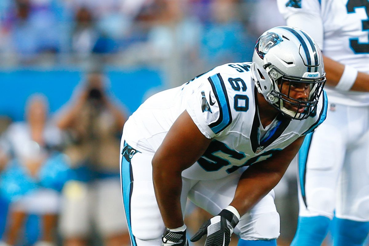 Re-signing Daryl Williams should not affect the Carolina Panthers draft  plans at all 1a2e19538