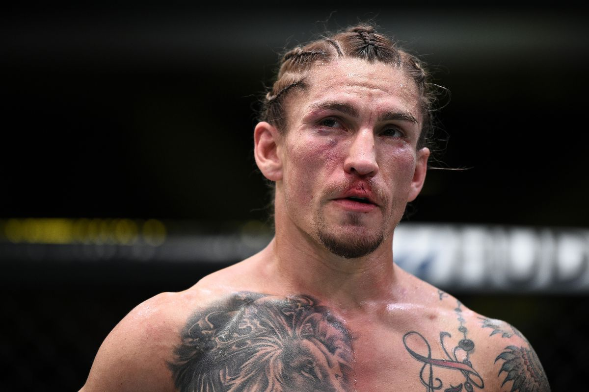 UFC Fight Night: Sanders v Maness