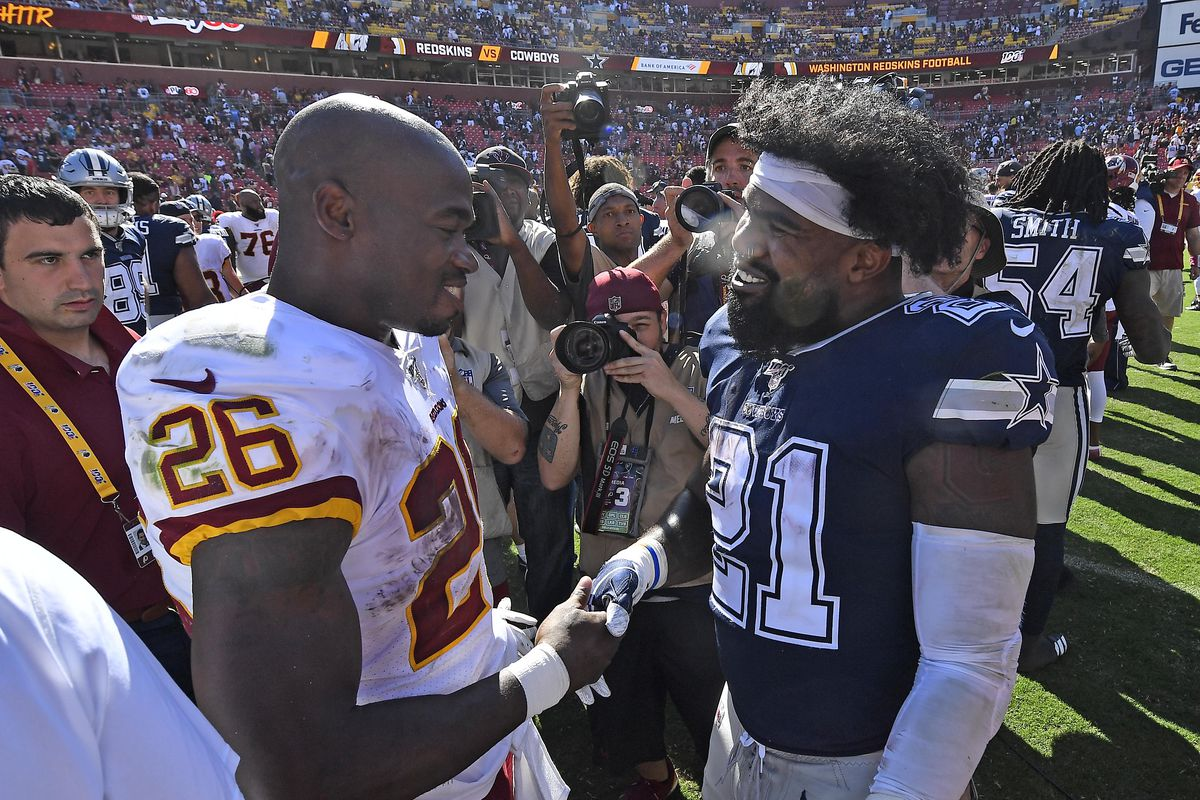 Dallas Vs Washington Week 17 Game How To Watch Game Time