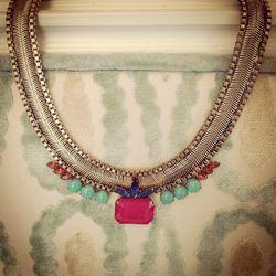 Leda Petite Necklace, $140