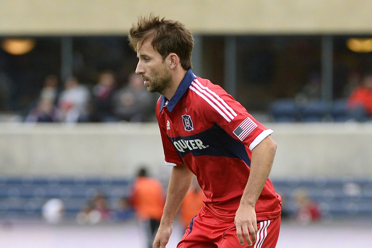 Mike Magee has scored two goals in his first two matches with the Chicago Fire.