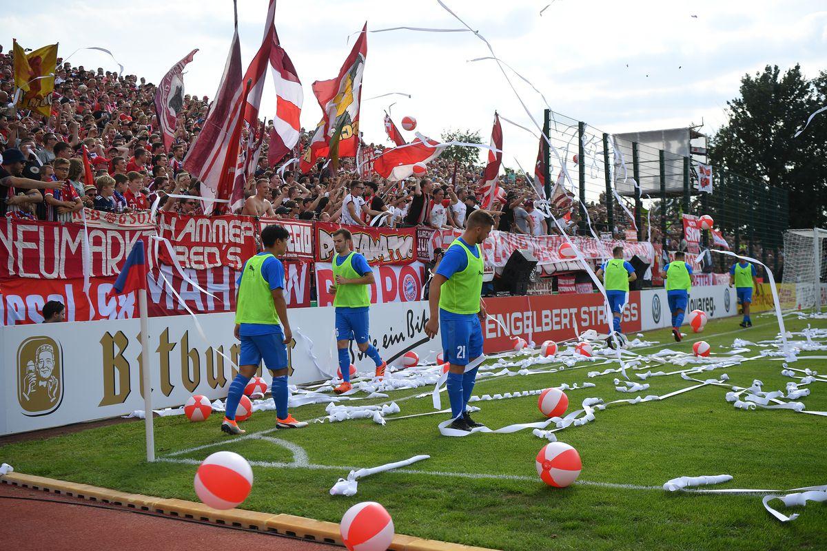 Dfb Pokal Bayern Drochtersen