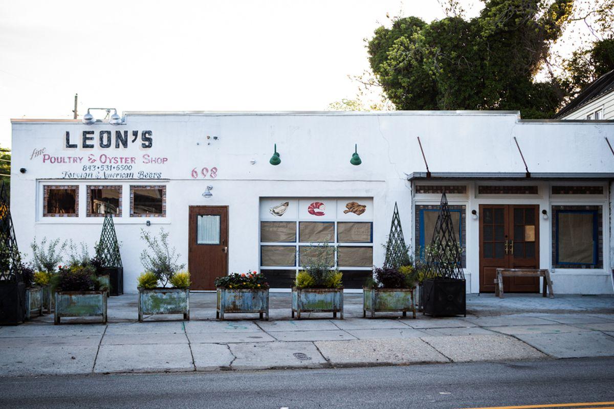 Voted Best New Restaurant by Charleston magazine.