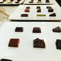 Taste Artisan Chocolate hosts regular chocolate-tasting classes at its shop in Provo.