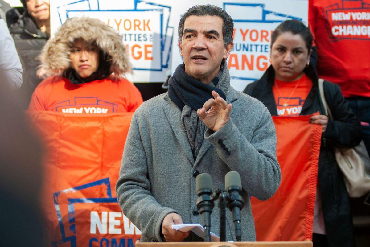 Councilmember Ydanis Rodriguez