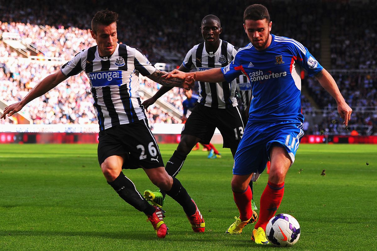 We won't have one of this season's top performers in Debuchy this week, but in Robbie Brady, will another return?
