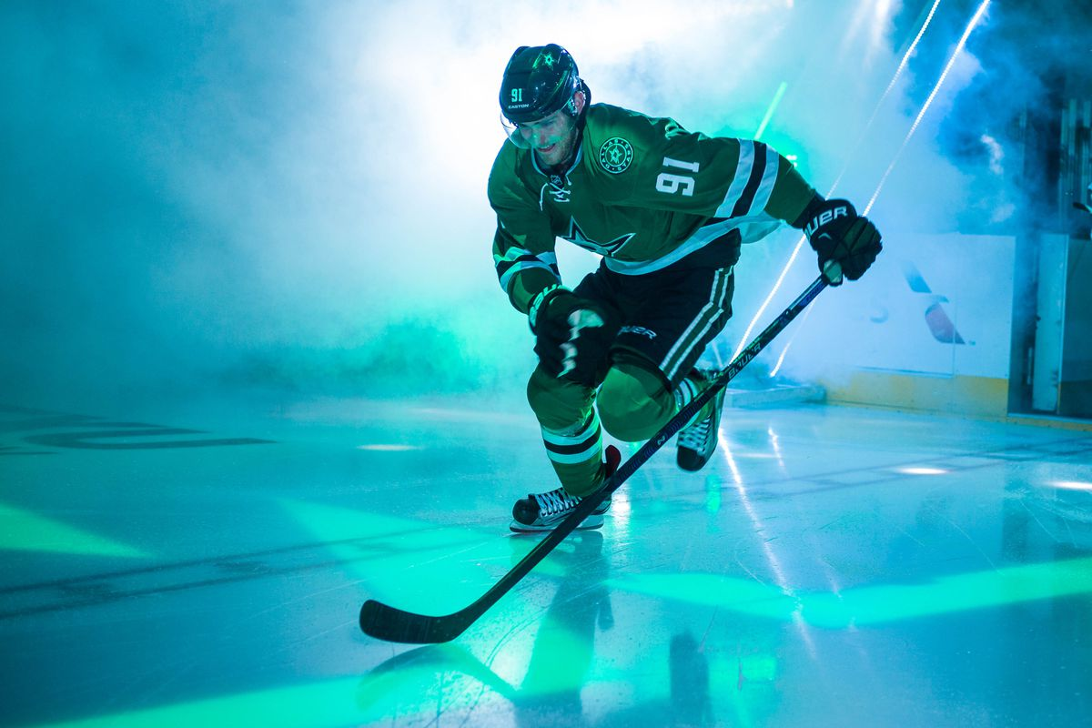 NHL: St. Louis Blues at Dallas Stars, Tyler Seguin
