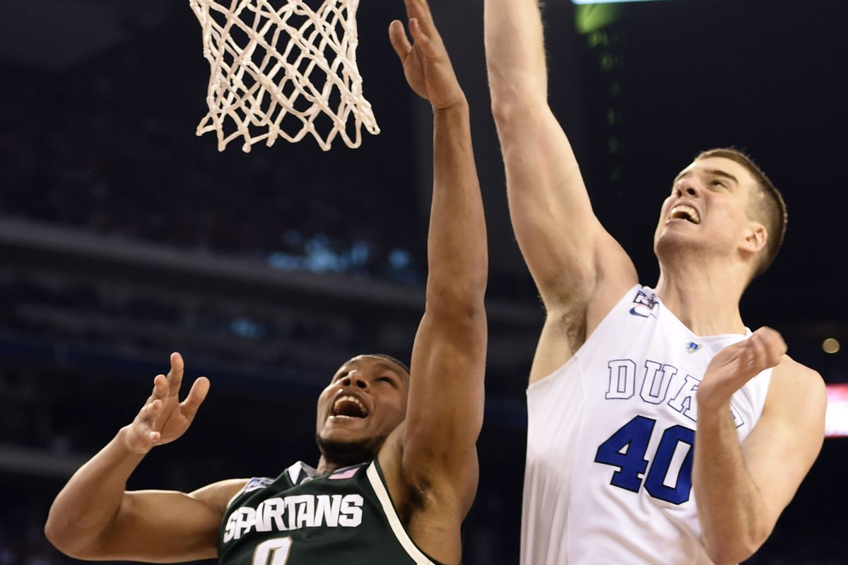 Marshall Plumlee Update: Getting Ready For The Draft - Duke