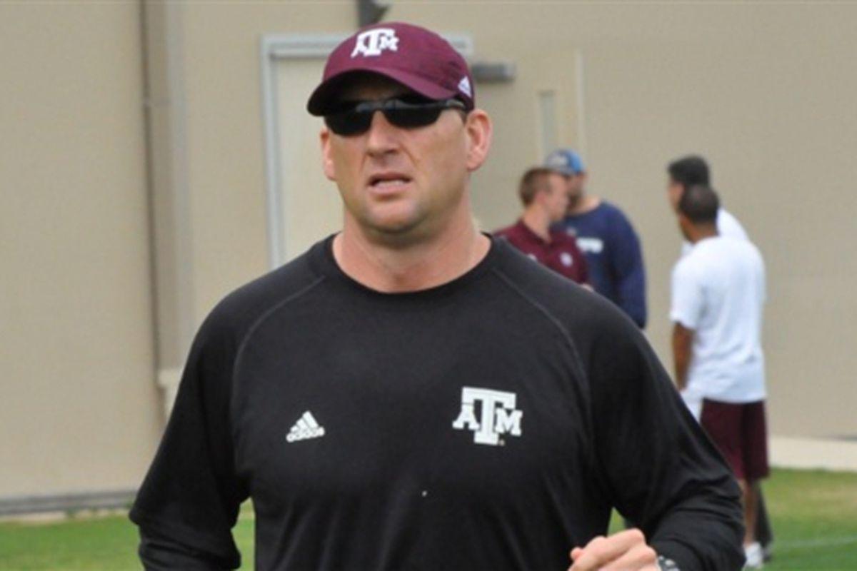 David Beaty will be the new head coach at Kansas