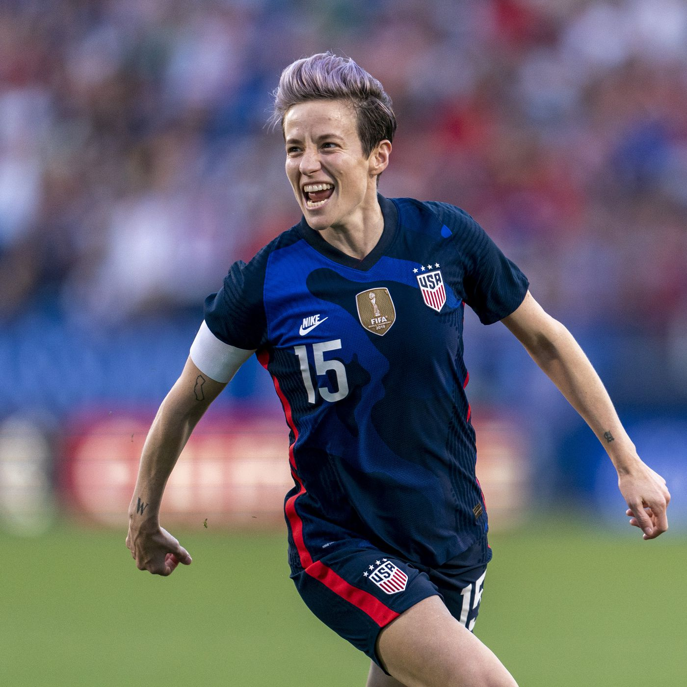 uswnt equal pay megan rapinoe explains why judge got ruling wrong outsports uswnt equal pay megan rapinoe explains