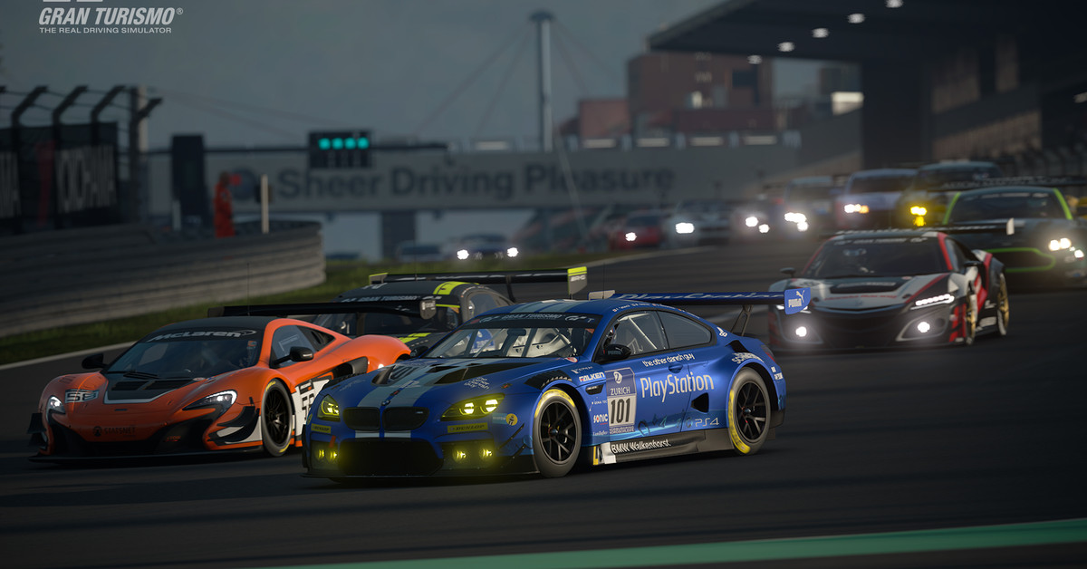 Gran Turismo Sport is basically an always-online game