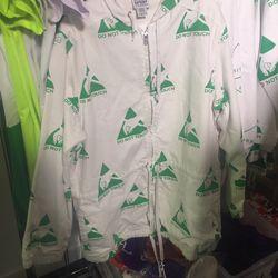 Jacket, $50