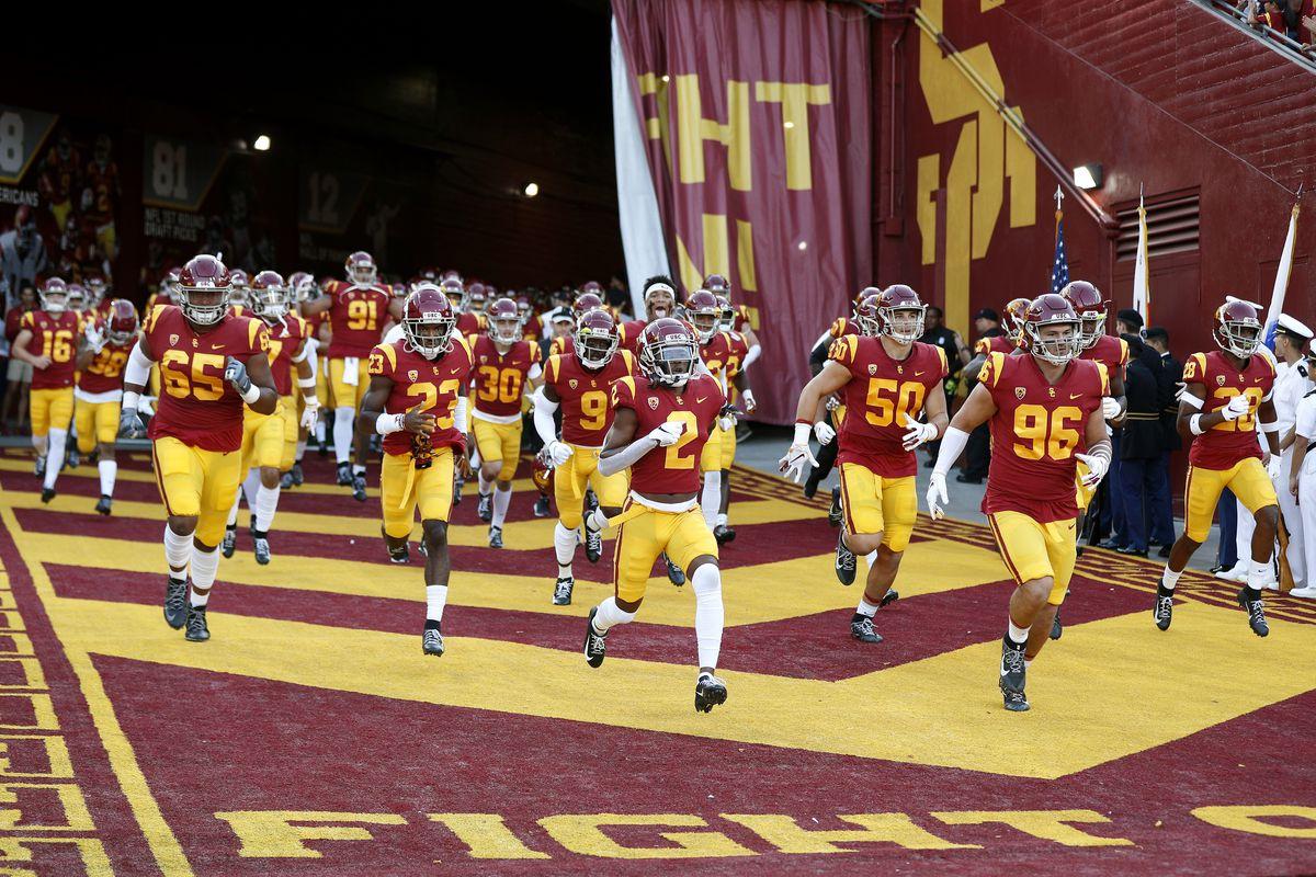 The Prediction Washington Huskies Vs Usc Trojans Football