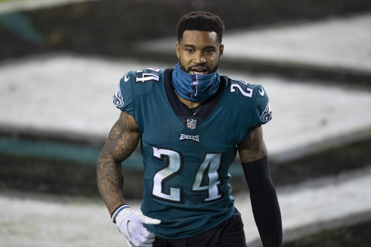 Darius Slay is changing his jersey number - Bleeding Green Nation