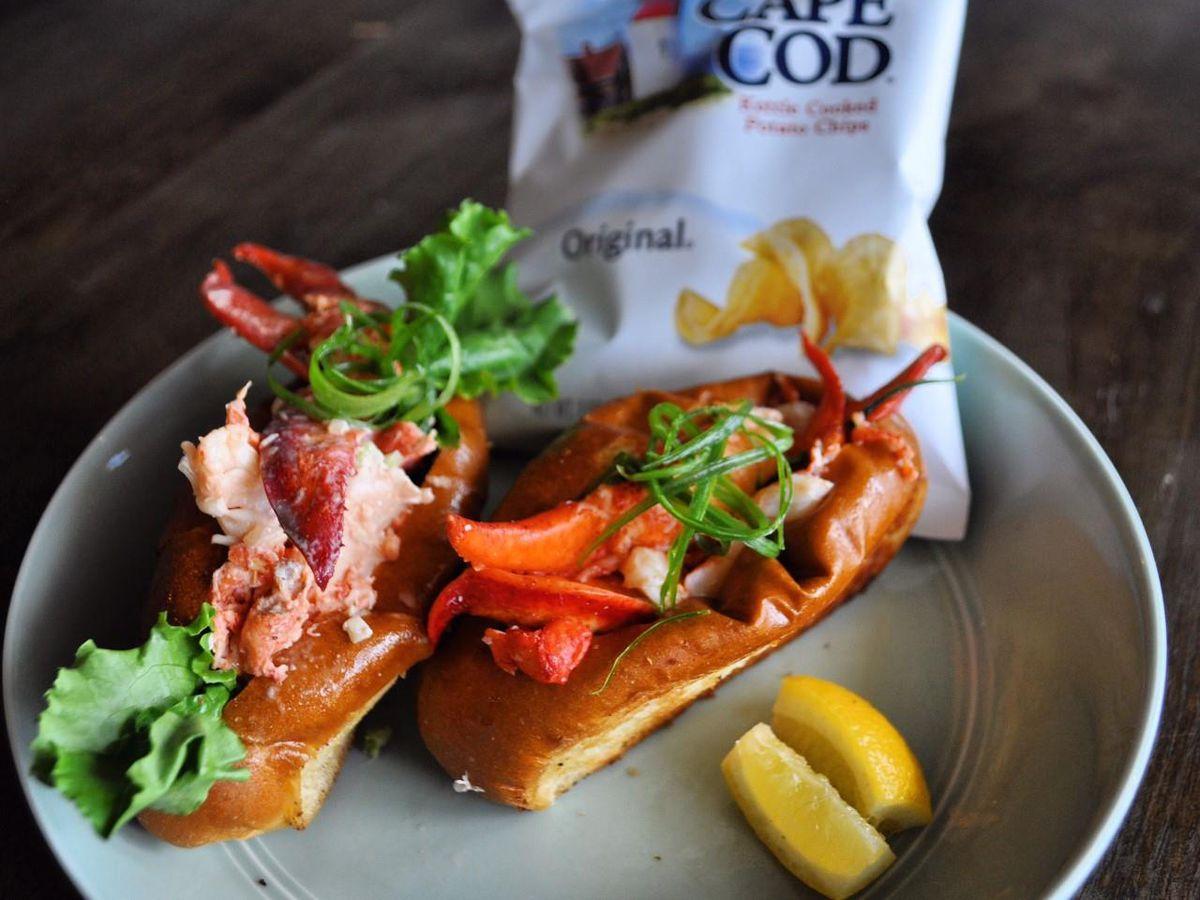 Garbo's lobster rolls