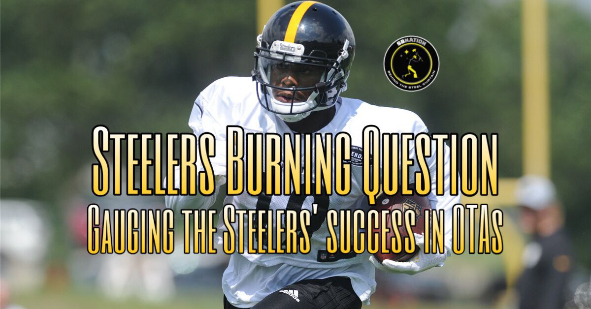 Podcast: How can you gauge success at Steelers' OTAs?